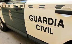 Nueve vehículos implicados en tres accidentes casi simultáneos a la altura de Torredonjimeno