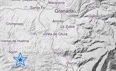 Un terremoto de 2,9 grados despierta a Agrón y a otras poblaciones cercanas