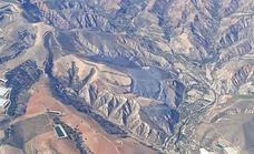 El Infoca da por extinguido el incendio forestal de Válor