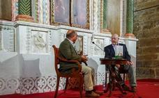 El escritor Eslava Galán inaugura el Otoño Cultural de Arjona