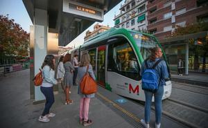 La Junta contempla la ampliación del metro de Granada en los presupuestos de 2020 con dos millones