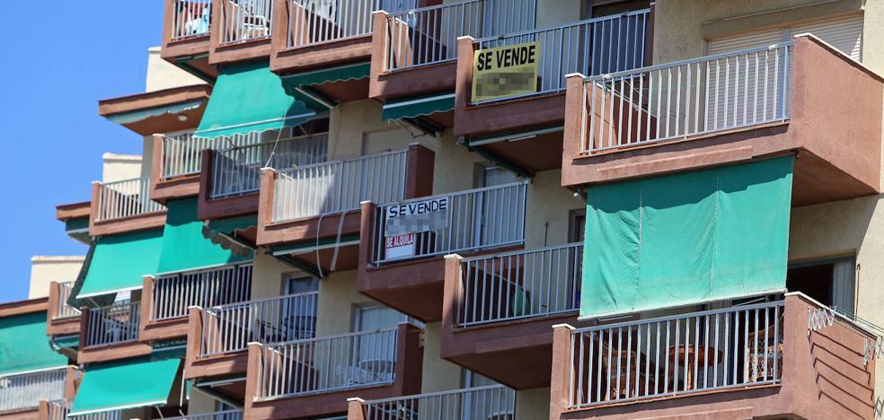 El mercado de la vivienda en Granada sufre su mayor caída en un mes en más de seis años