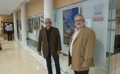 Jorge Alvar pone color a una vida de lucha contra las enfermedades