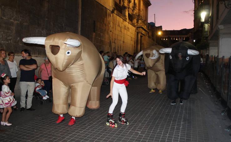 La Cabalgata estrena la fiesta jienense