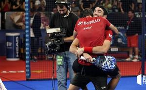 Javi Ruiz se clasifica por primera vez para una final
