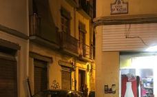 Dos detenidos por un delito de lesiones con arma blanca en calle San Matías