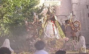 La Virgen del Rosario cumple esta tarde con su salida anual