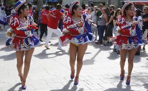 Granada conmemora el descubrimiento de América y celebra el mestizaje
