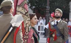 Así ha sido la celebración en Granada del Día de la Hispanidad