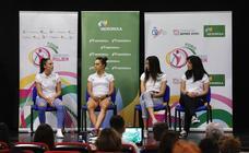Así ha sido el inicio del Foro Universo Mujer, que levanta el telón de un fin de semana de deporte femenino