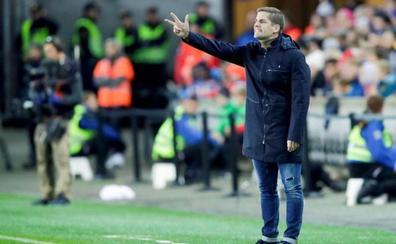 Moreno: «No mantuvimos la calma cuando el partido se volvió loco»