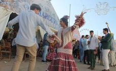 La Feria de San Lucas se viste de largo