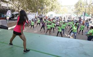 Granada celebra la fiesta del deporte femenino