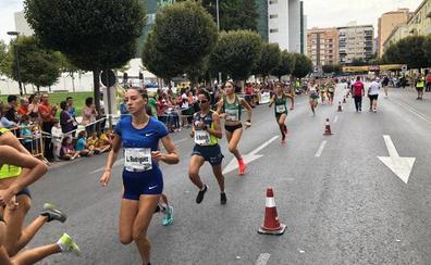 Arce y Romero, ganadores de la Milla Ciudad de Jaén