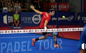 Javi Ruiz cae en la final del Open de Menorca