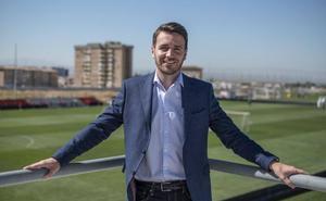 «Me gustaría que Diego Martínez siguiera mucho tiempo con nosotros»