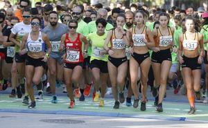 850 personas corren para reivindicar la igualdad en Granada