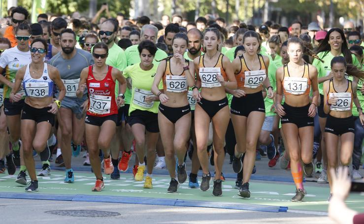Así ha sido la carrera del Tour Universo Mujer en Granada
