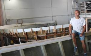 El astillero de Motril donde se construyen barcos de 100.000 euros