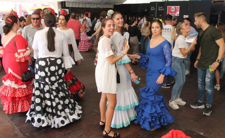 La Feria de San Lucas toma ritmo