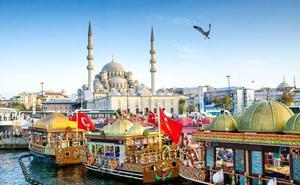Escápate a Estambul en otoño: una ciudad llena de sorpresas