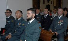 La Guardia Civil de Órgiva celebra la festividad de la Virgen del Pilar