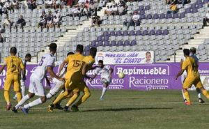 El Real Jaén se deja dos puntos