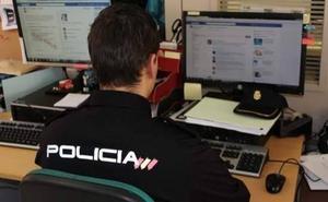 Un detenido en Jaén por abusos sexuales a un menor al que embaucó por Internet