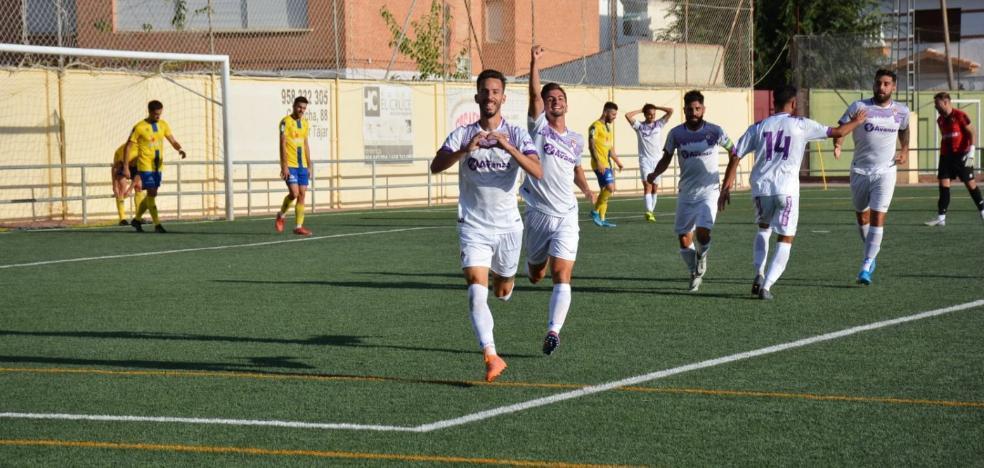 El Real Jaén se desinfla y se deja dos puntos en Huétor Tájar