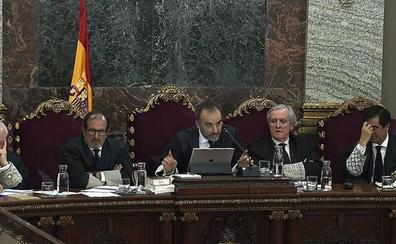 300 horas de juicio en un sustantivo: sedición