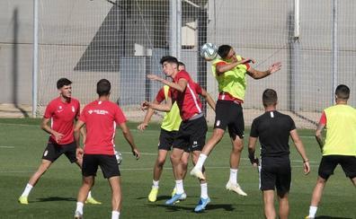 El equipo regresa hoy al trabajo para preparar la visita de Osasuna