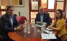 La Junta delega en el Ayuntamiento la concesión de licencias en el casco histórico