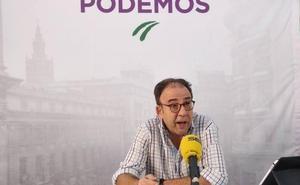 Dimite el coordinador de Podemos ante la «imposición» del cabeza de lista