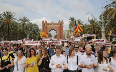 La sentencia del 'procés' rearma a constitucionalistas e independentistas
