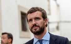 Casado aboga por recuperar la transferencia de prisiones para garantizar el cumplimiento de las condenas