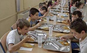 37 colegios de la provincia se quedan sin comedor hasta nuevo aviso