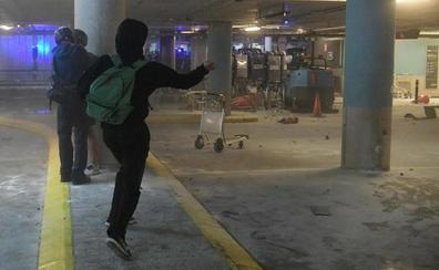 Desconvocada la movilización en el aeropuerto de El Prat
