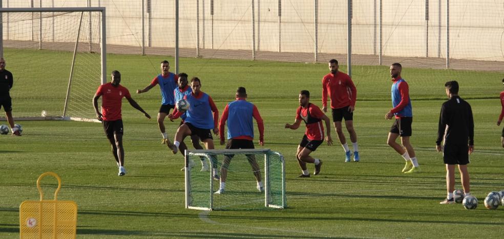 Álvaro Vadillo se reintegra junto al grupo