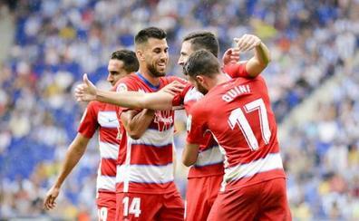 El Granada, con el mejor rendimiento entre 20 ligas europeas
