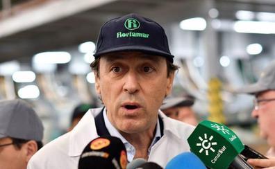 El senador Rafael Hernando achaca el incidente del paracaidista al «gafe» de Sánchez