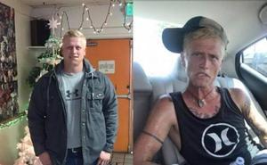 Desesperado S.O.S de una madre en Facebook: comparte el antes y el después de su hijo adicto a la heroína