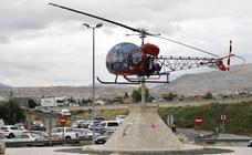 El nuevo helicóptero de Ogíjares, en imágenes