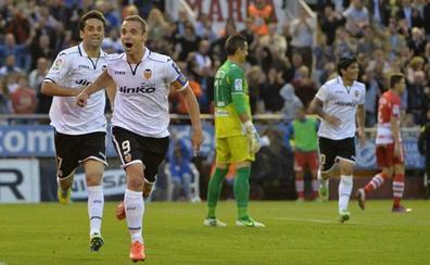 El Granada visitará Mestalla el sábado 9 de noviembre a las 16.00 horas