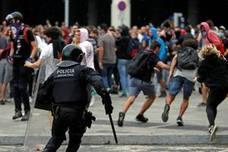 Suspendidos cuatro vuelos entre Granada y Barcelona por las protestas independentistas