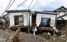 Sube a 70 el balance de muertos provocado por el tifón Hagibis en Japón