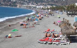 Almuñécar renueva la Q de calidad en todas sus playas