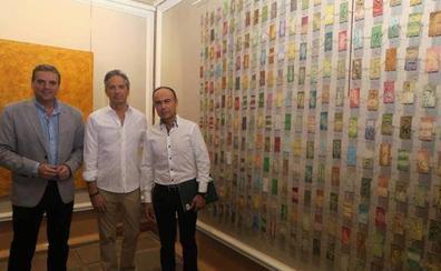 La obra del cordobés Arroyo Ceballos, en las salas de la Diputación