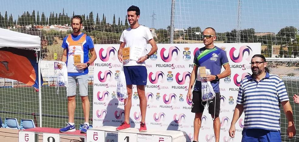Pablo Cánovas y Zhor El Amrani se imponen en la carrera de Peligros