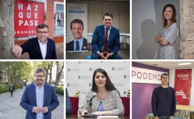Las 14 listas completas de los partidos que se presentan en Granada a las elecciones del 10-N