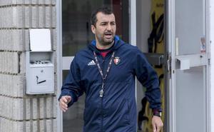 La espina clavada de Diego Martínez en el equipo que también volvió a Primera